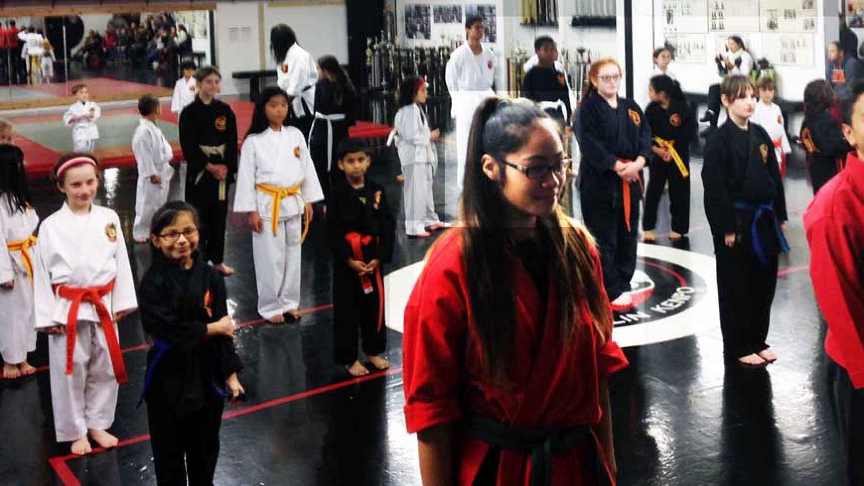 What is Shaolin Kenpo Karate?