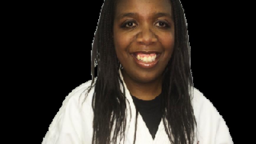 Karate Teacher: Diandra Thompson