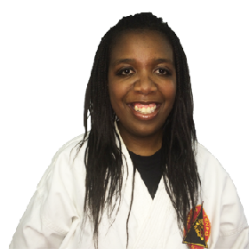 Karate Teacher: Diandra Thompson
