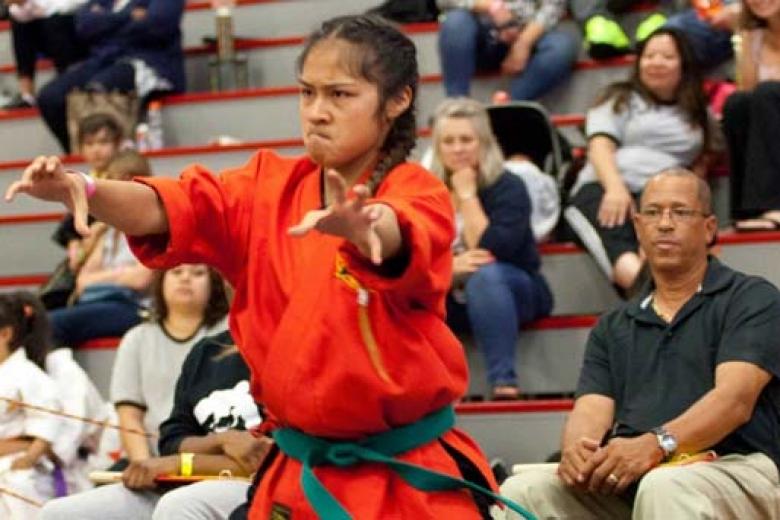 Teen Karate