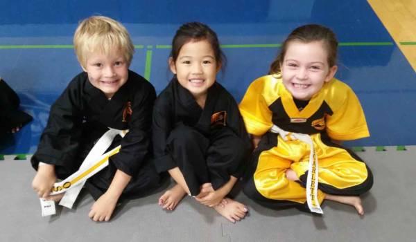 after school karate kids