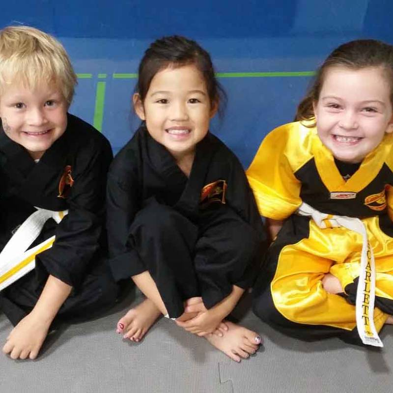 after school karate kids