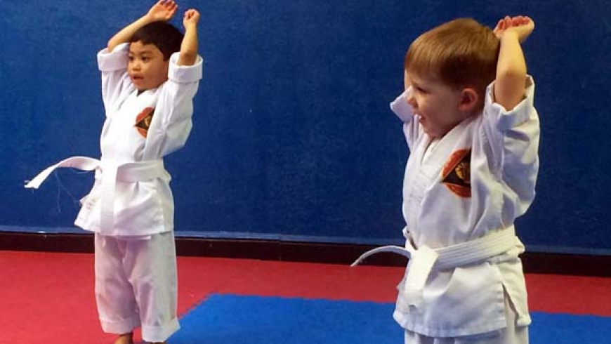 Little Tigers (3-5 year old)